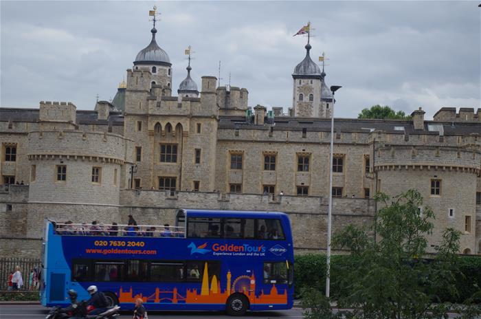 tower of london audio guide review