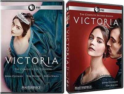 victoria on masterpiece episode guide