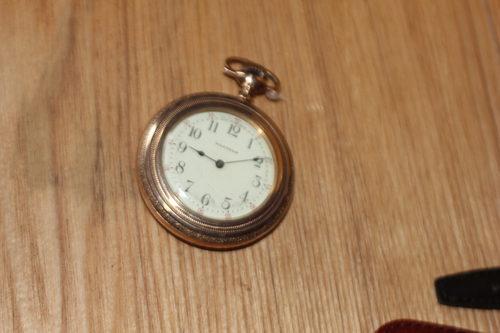 waltham pocket watch price guide