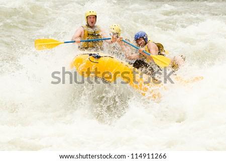white water rafting guide salary